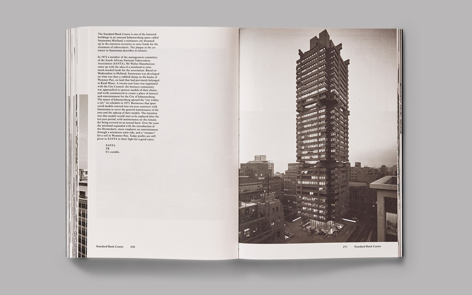 UP UP: Stories of Johannesburg's Highrises